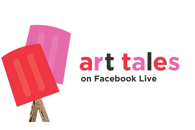 Art Tales on Facebook Live