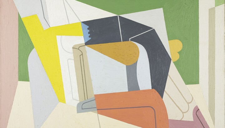 Stuart Davis (1892–1964), Egg Beater No. 2, 1928, Oil on canvas
