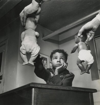 Untitled, Harlem, New York, 1947