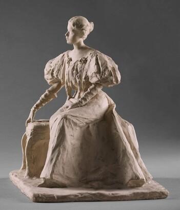Bessie Potter Vonnoh, An American Girl, 1895