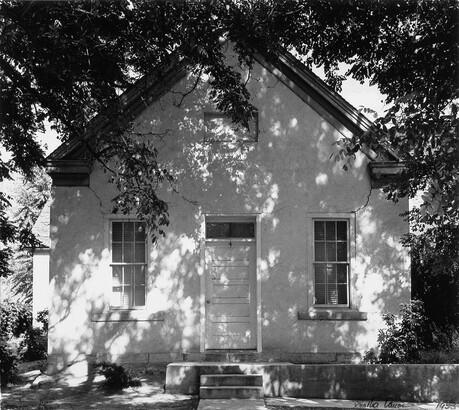 Dorothea Lange (1895–1965), Toquerville, Utah, 1953