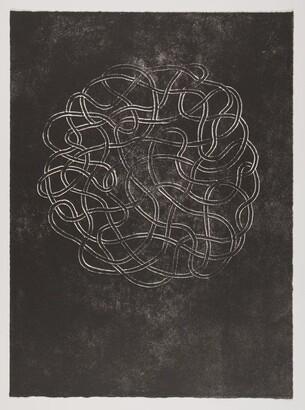 Anni Albers, Untitled (Line Involvements VII), 1964