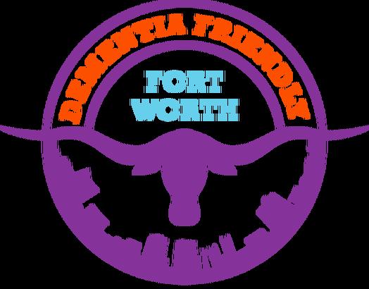 Dementia Friendly Fort Worth logo