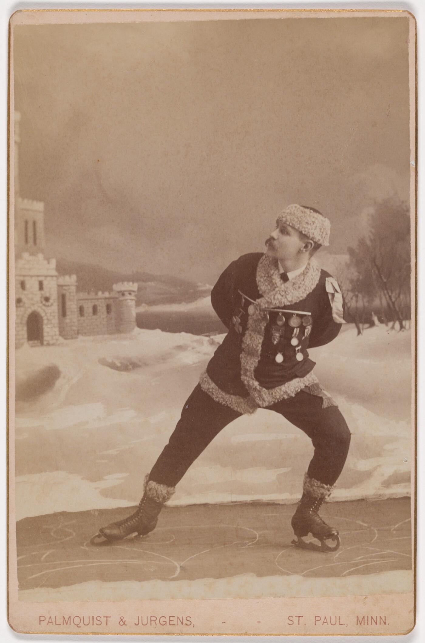 Unknown, [Untitled], 1880s, albumen silver print