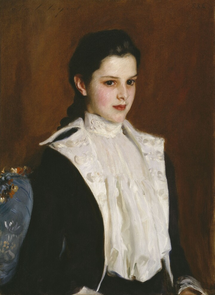 John Singer Sargent (1856–1925), Alice Vanderbilt Shepard, 1888, Oil on canvas
