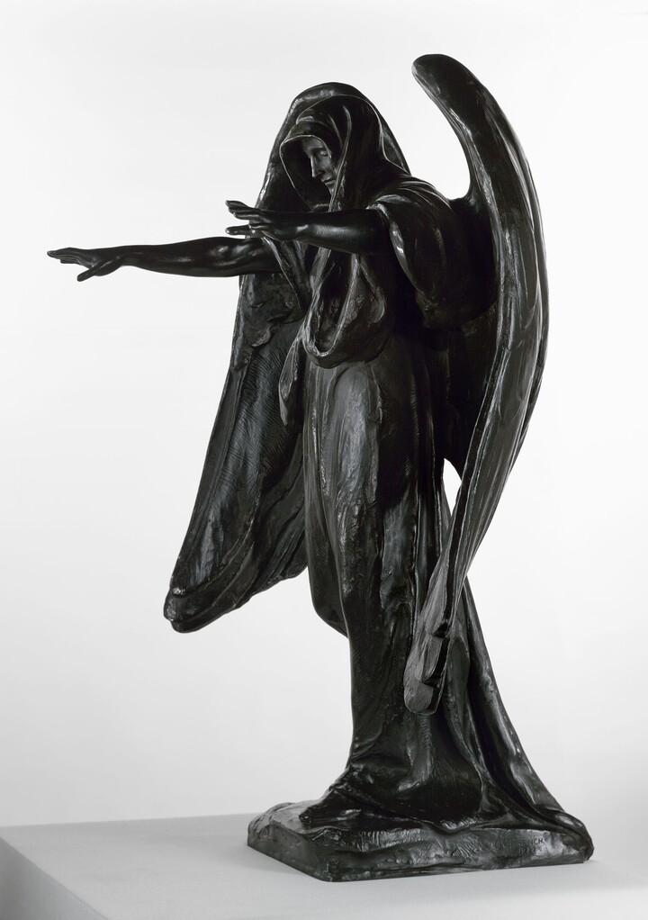 Daniel Chester French (1850–1931), Roman Bronze Works, Benediction, ca. 1929, Bronze