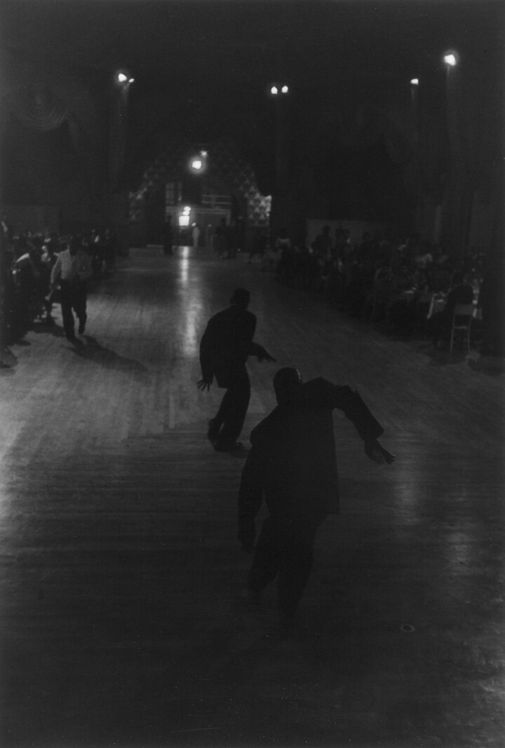 Roy DeCarava (1919–2009), Dancers, NYC, 1982, Gelatin silver print