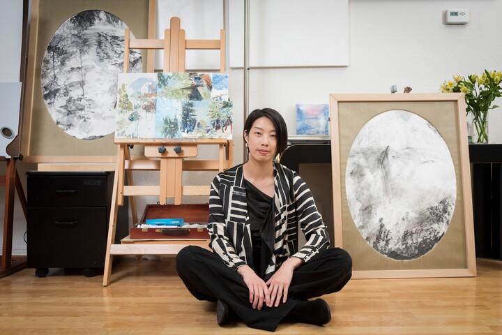 Portrait of Lingchia Tsai