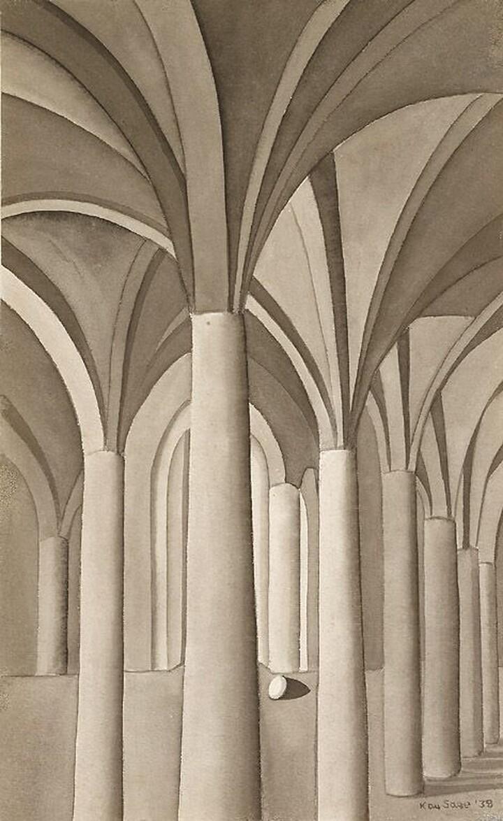 Kay Sage (1898–1963) Untitled 1938
