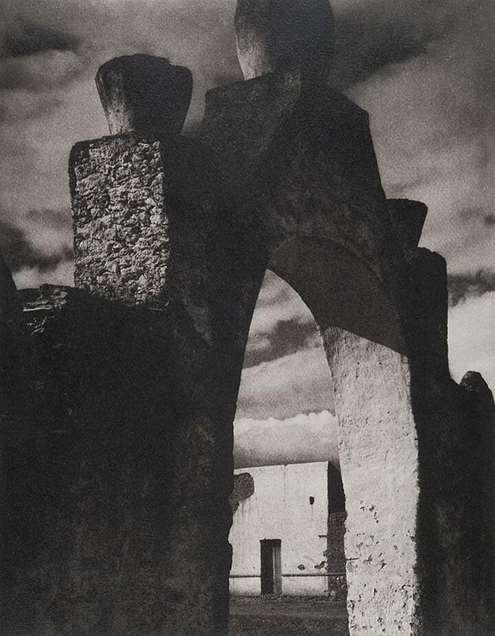 Paul Strand (1890–1976), Gateway. Hidalgo, 1933