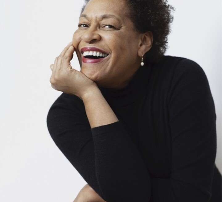 Portrait of artist Carrie Mae Weems
