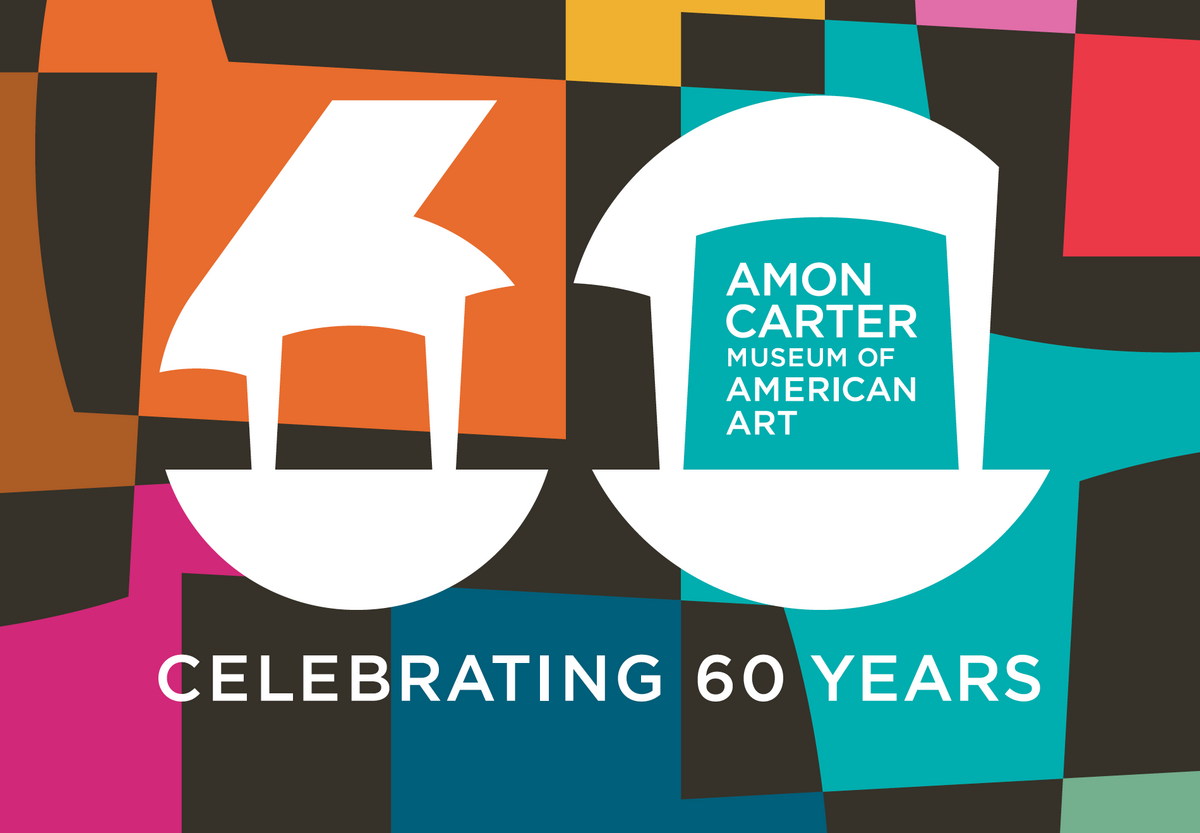 "Multi-color graphic with ""60"" over colored shapes; under 60, the text reads ""Celebrating 60 Years"""